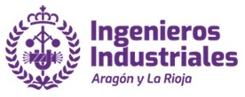 Logo de Colegio Oficial de Ingenieros Industriales de Aragón y La Rioja